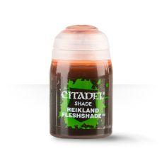 Citadel Shades Paints: Reikland Fleshshade (24ML) [MARKED AS 24-24]