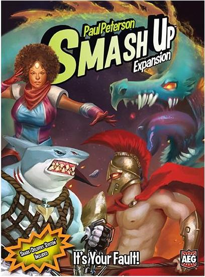 Smash Up: It's Your Fault (Expansion)