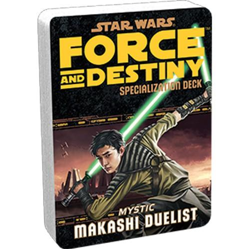 Force & Destiny RPG: Makashi Duelist Specialization Deck