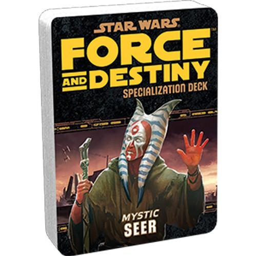 Force & Destiny RPG: Seer Specialization Deck