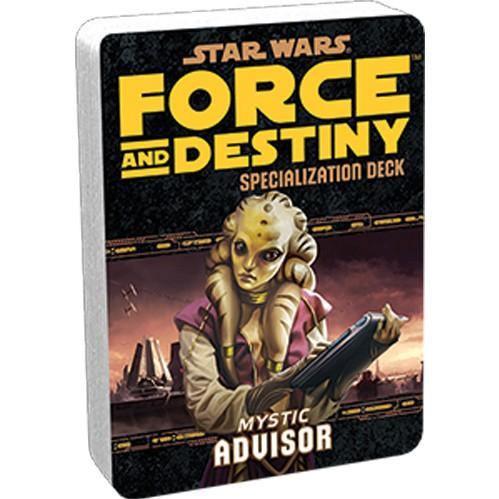 Force & Destiny RPG: Advisor Specialization Deck