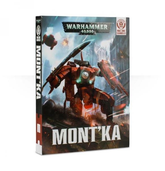 Warhammer 40K: War Zone Damocles - Mont'ka