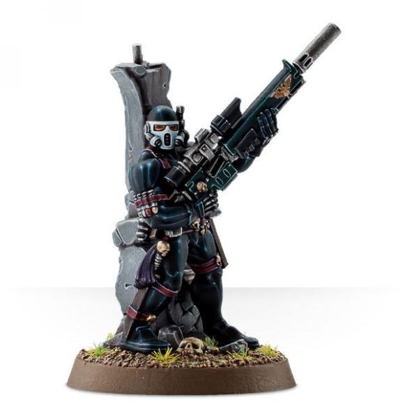 Warhammer 40K: OFFICIO ASSASSINORUM VINDICARE ASSASSIN