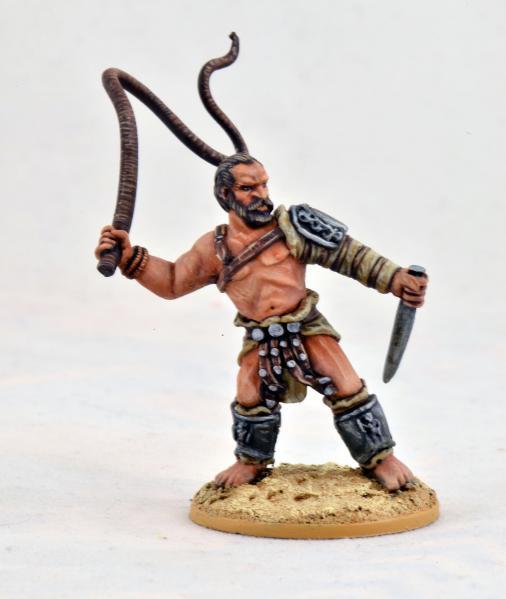 (Gladiators) Laquearius