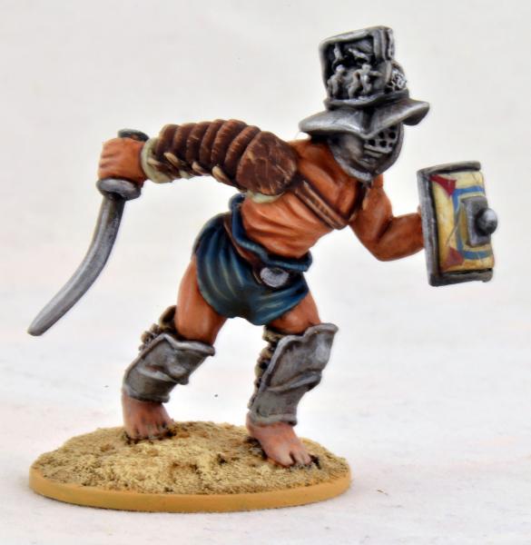 (Gladiators) Thraex