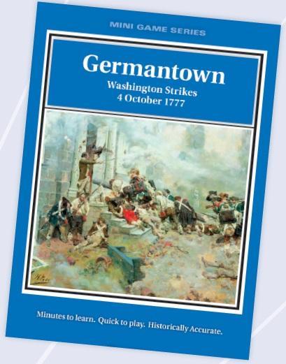 Mini Game Series: Germantown - Washington Strikes