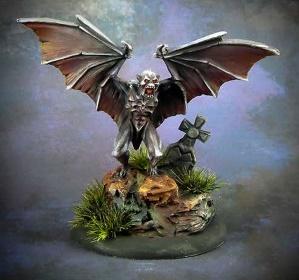Chronoscope: Vorvorlaka, Vampire