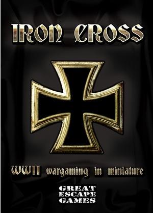 Iron Cross: WWII Miniature Gaming