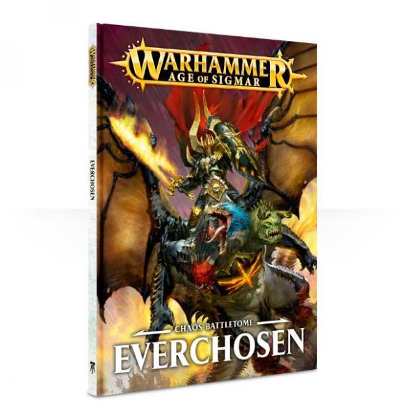 Age of Sigmar: Battletome: Everchosen (HC)