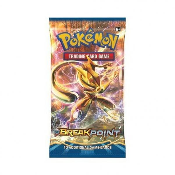 Pokemon CCG: XY8 BREAKpoint Booster Pack (1 Pack)