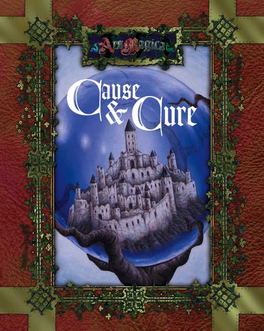 Ars Magica - Cause and Cure