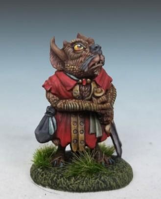 DiTerlizzi Masterworks: Yup, Kobold Warrior