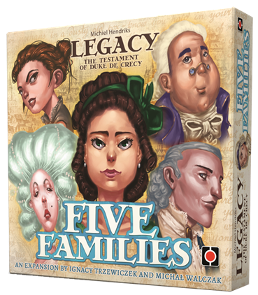 Legacy: Five Families