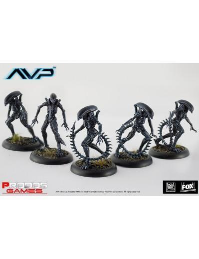 Alien vs Predator (AVP): Alien Infants