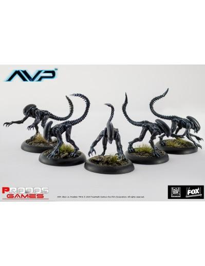 Alien vs Predator (AVP): Alien Stalkers