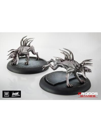 Alien vs Predator (AVP): Predator Hellhounds