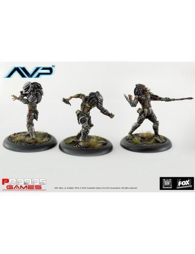 Alien vs Predator (AVP): Predators