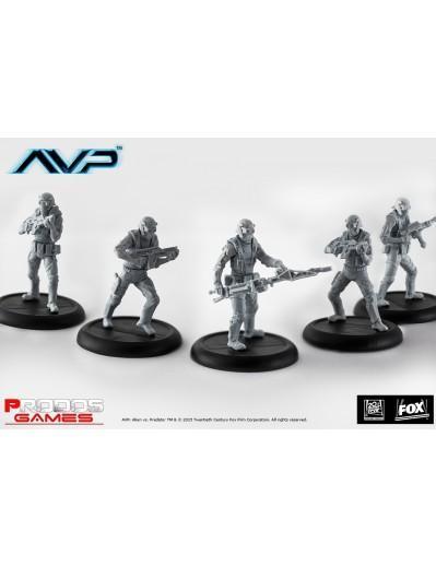 Alien vs Predator (AVP): Weyland Yutani Commandos