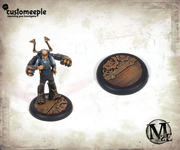Malifaux: Hoffman Lab Base Top