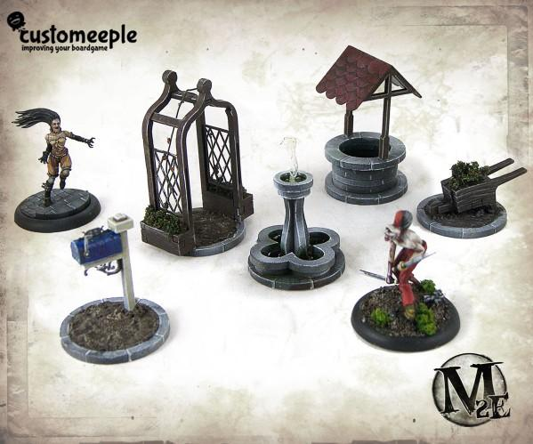 Dollhouse Objective Markers