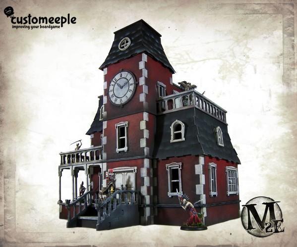 Malifaux: DollHouse Mansion