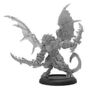(Legion Of Everblight) Grotesque Assassin (metal)