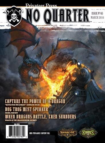 No Quarter Magazine: Issue #65