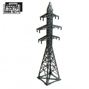 15mm Jesserai (Sci-Fi): 15mm Pylon (1)