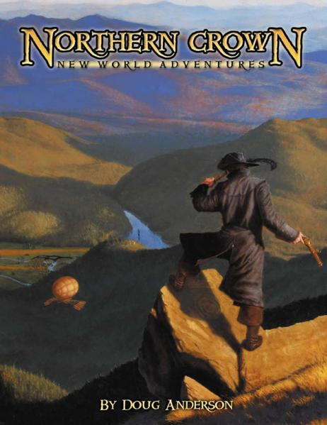 Northern Crown (New World Adventures)
