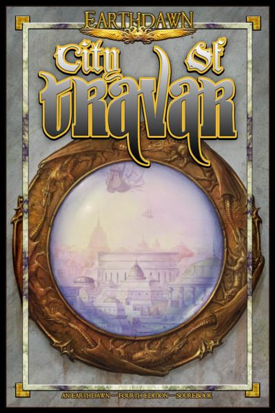 Earthdawn RPG: Travar - The Merchant City