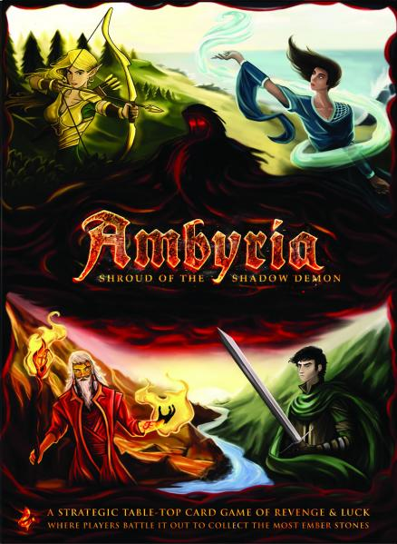 Ambyria: Shroud Of The Shadow Demon (Card Game)