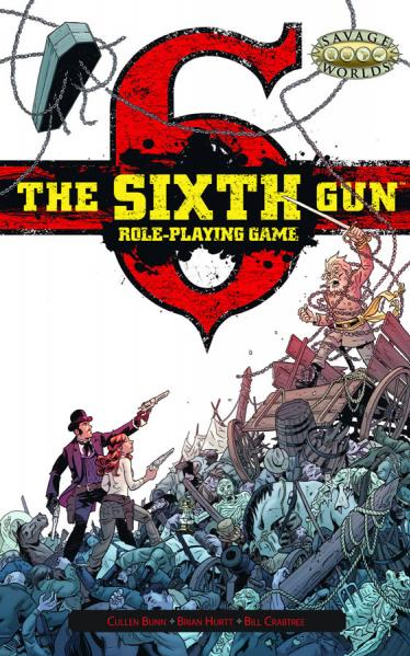 Savage Worlds RPG: The Sixth Gun (SC)
