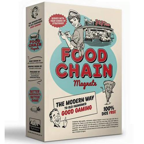 Food Chain Magnate (Core Game)