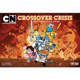 Cartoon Network Crossover Crisis DBG: Core Game