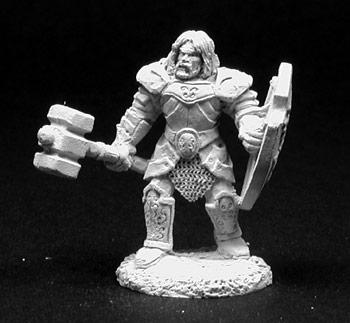 Dark Heaven Legends: Thomas Hammerfist, Warrior