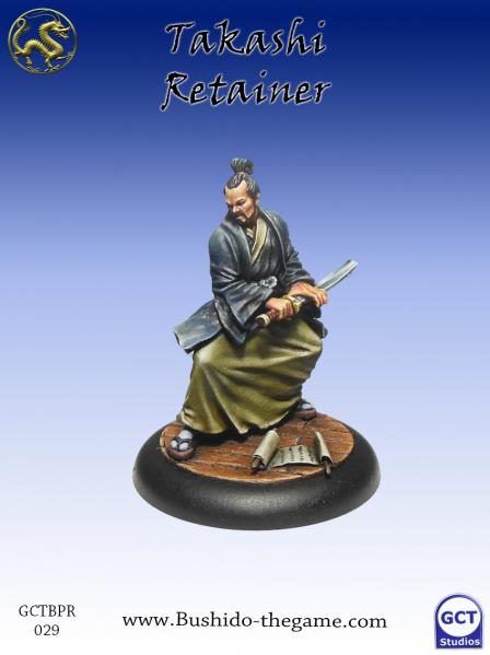 (Prefecture Of Ryu) Takashi Retainer