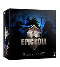 Epic Roll: Seize The Dice! (Fantasy Dice Game)