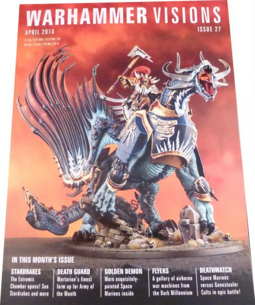 Warhammer: Visions Issue #27