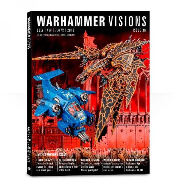 Warhammer: Visions Issue #30