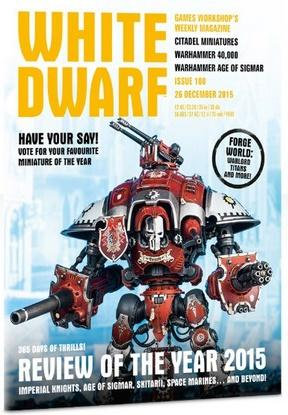 White Dwarf Weekly Issue 100