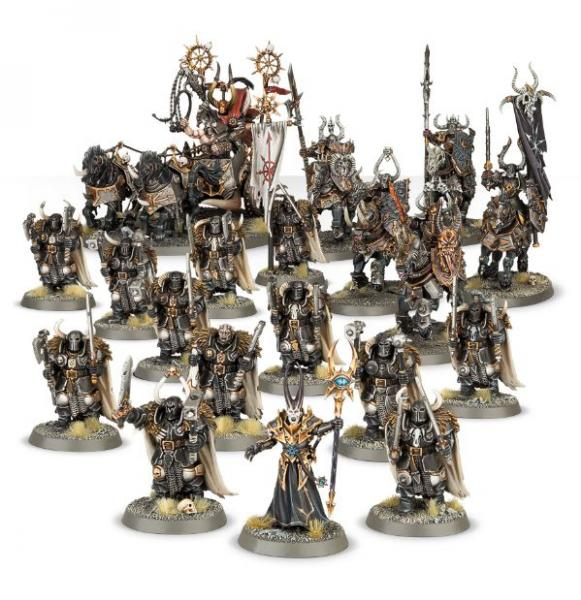 Age of Sigmar: Start Collecting! Slaves to Darkness