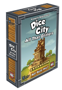 Dice City: All That Glitters (Expansion)