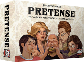 Pretense: A Game Night Social Metagame