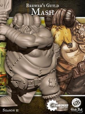 GuildBall: (Brewer's Guild) Mash (Season 2)