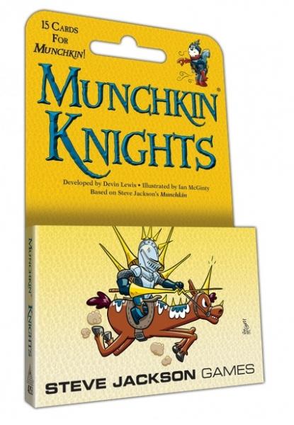 Munchkin: Knights