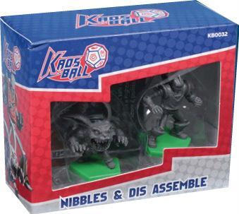 Nibbles & Dis Assemble