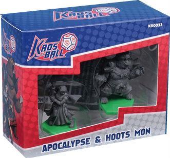 Apocalypse & Hoots Mon