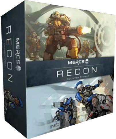 Recon Counter Threat (Boardgame)