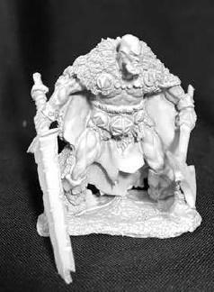 Dark Heaven Legends: Thund Bloodwrack, Barbarian