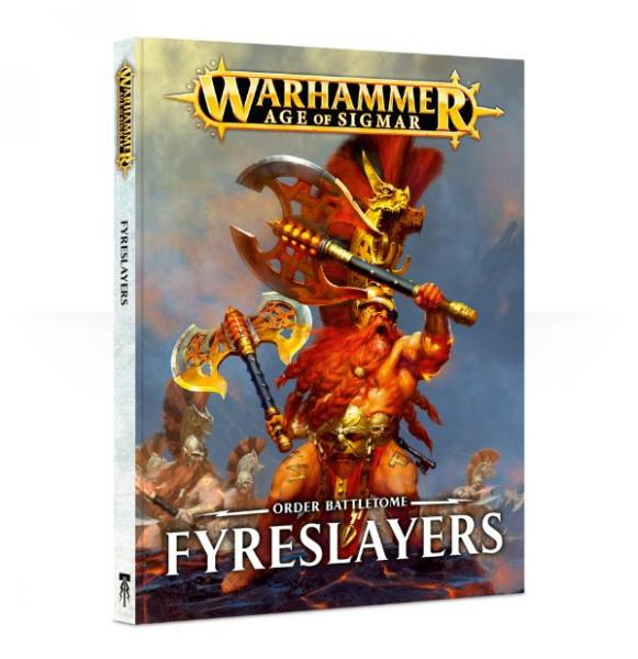 Age of Sigmar: Fyreslayer Battletome (2016)